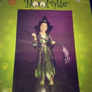 Small child's witch costume